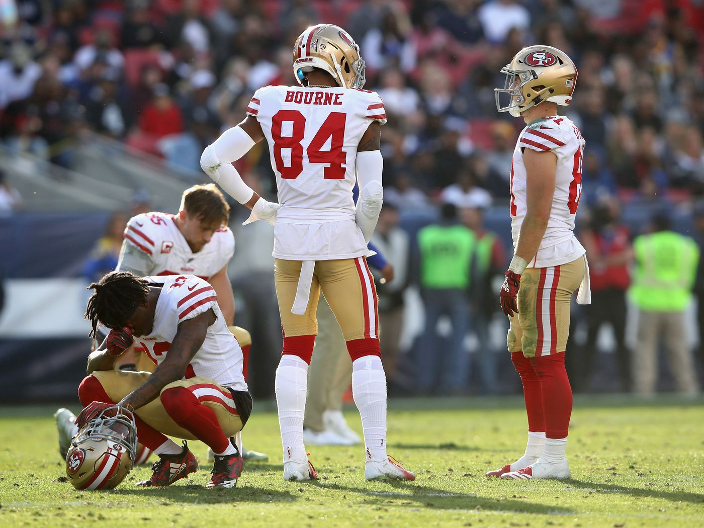 lowest price d8841 80232 49ers 90-in-90: What will Kendrick Bourne's role be in 2019 ...
