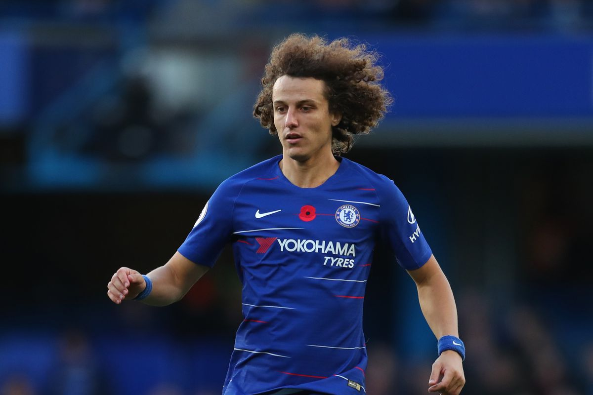 David Luiz focus: How did Chelsea's returning hero get on ...