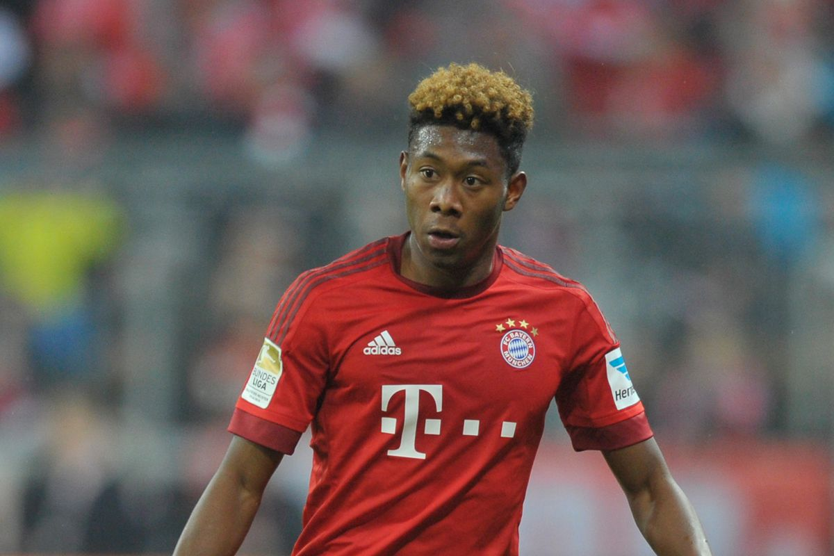 David Alaba set to snub Manchester City to remain with Bayern