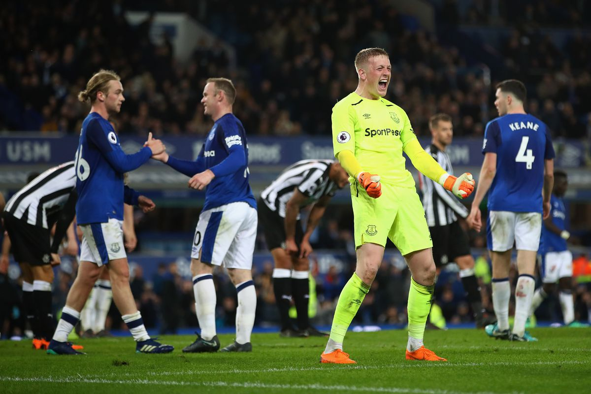 Projected lineups for Everton vs Newcastle United - Royal ...