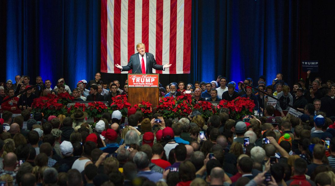 Donald Trump Supporters Think About Morality Differently Than Other Voters Here S How Vox