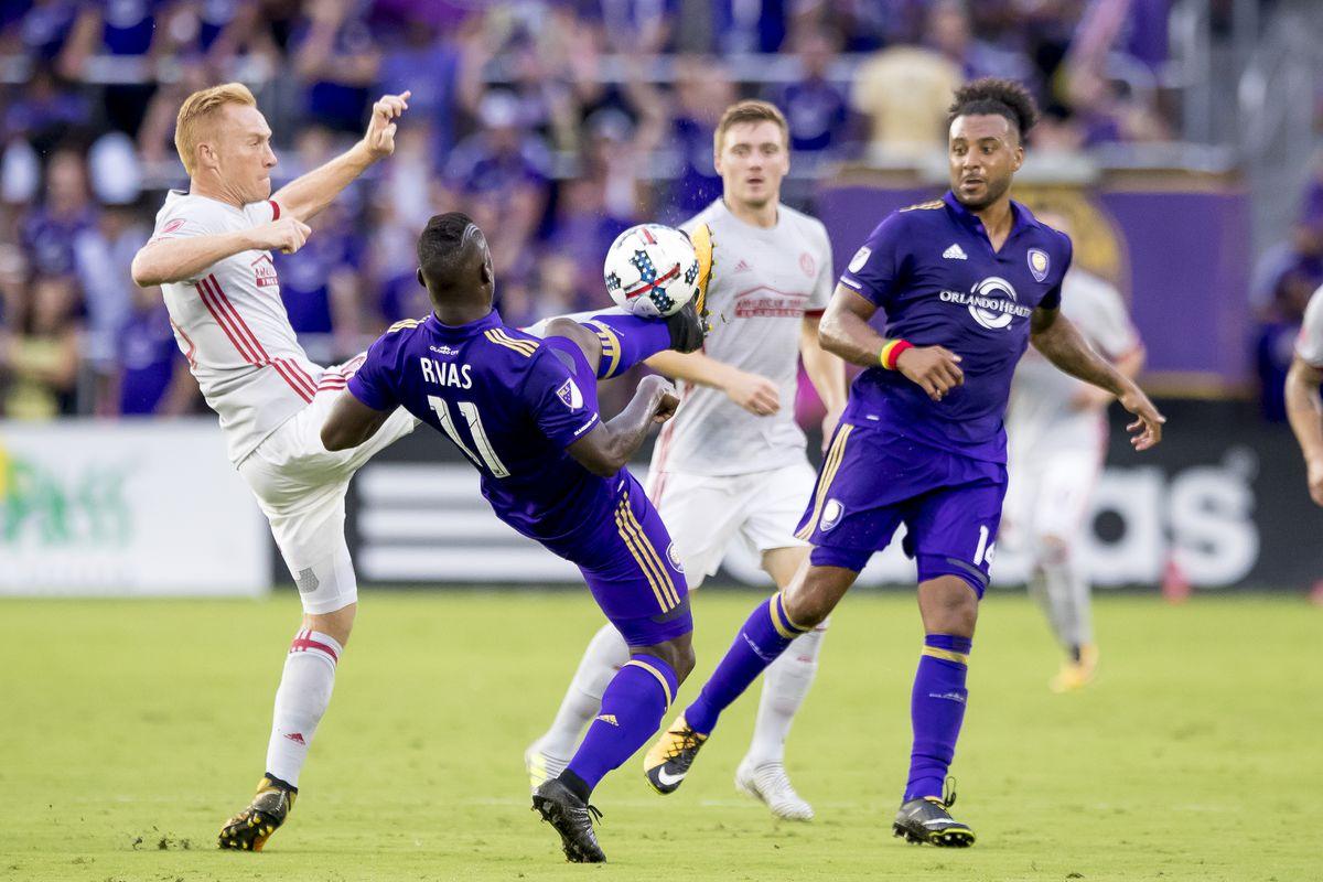 SOCCER: JUL 21 MLS - Atlanta United FC at Orlando City SC