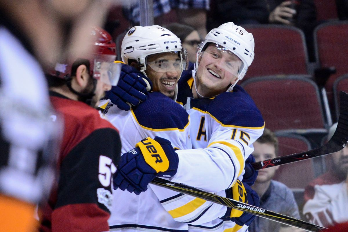 Will the Sabres have more joy tonight?