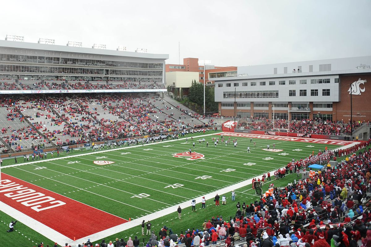 Hypothetical additions to Martin Stadium - CougCenter