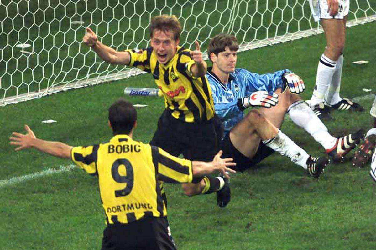 Borussia Dortmund-SC