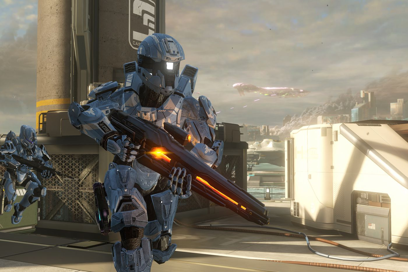 Halo Jazz How 343 Industries And Certain Affinity Collaborated To