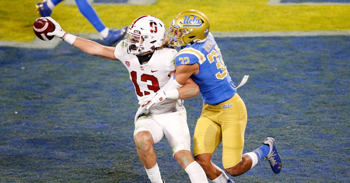 Stanford's Simi Fehoko could be the X-factor among Chiefs wideouts