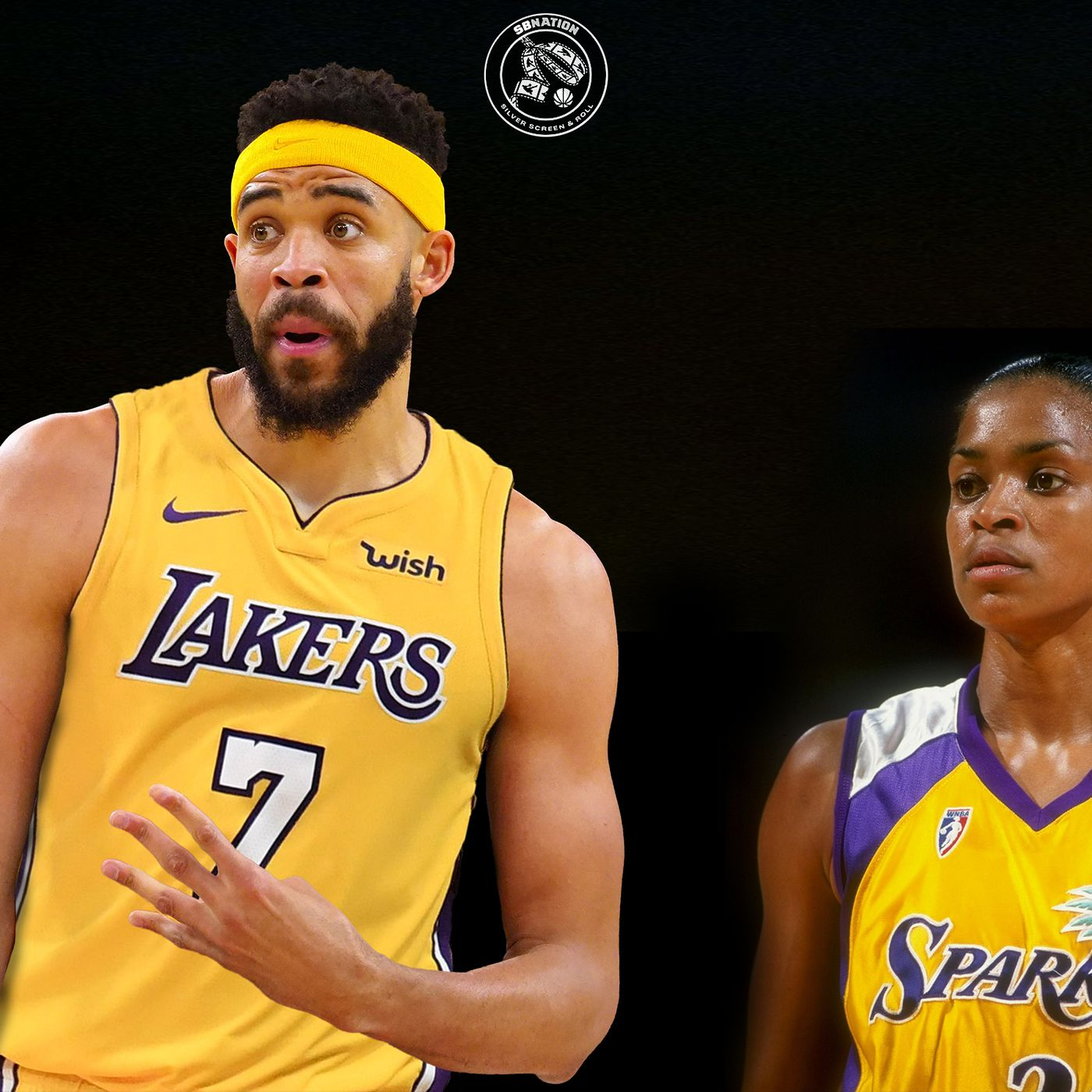 92b94f484 JaVale McGee explained why his relationship with his mom makes it mean more  to join the Lakers