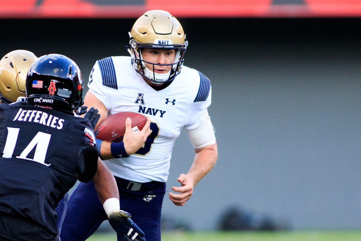 Navy v Cincinnati