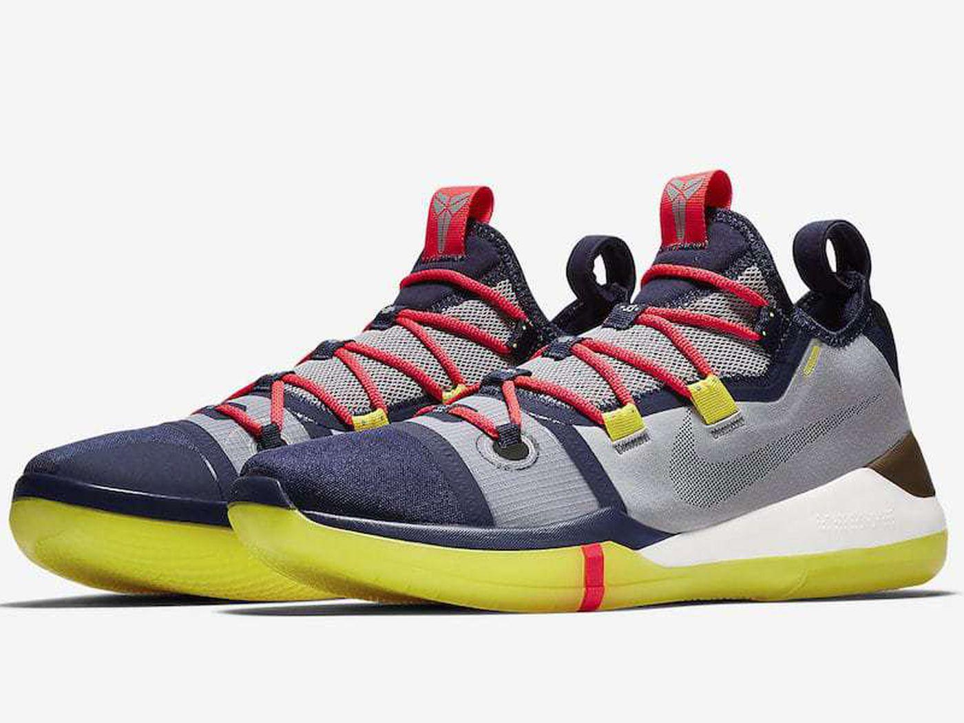 de44f2b5c2a0 Nike s new Kobe A.D. signature shoe has dropped - SBNation.com