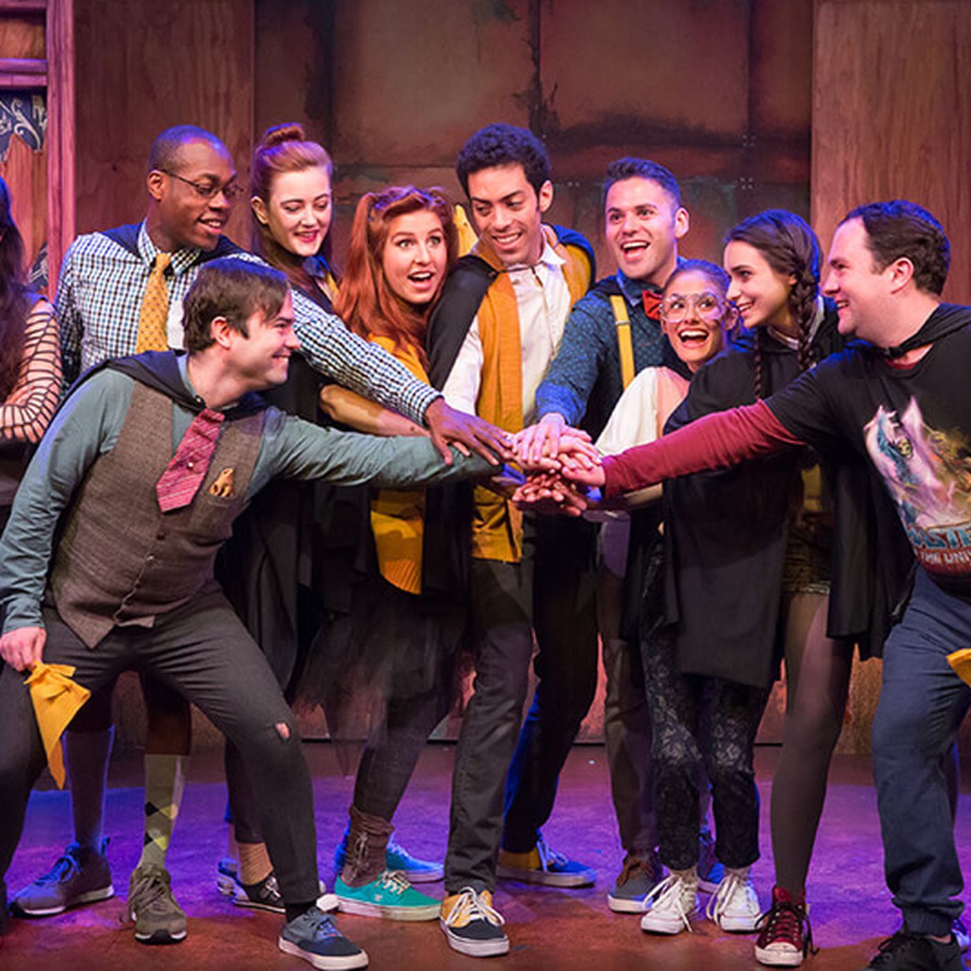 Harry Potter parody play Puffs will stream online while