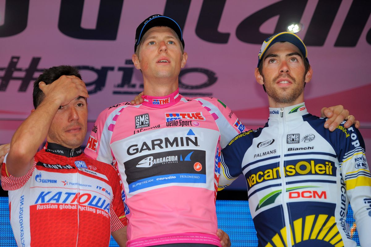 Cycling : 95th Tour of Italy 2012 / Stage 21