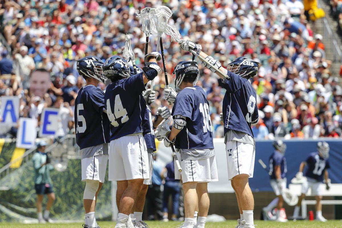 College Crosse 2019 Men's Lacrosse Year In Review: #2 Yale