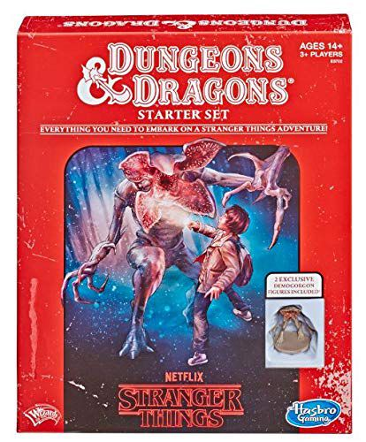 Review: Stranger Things D&D Starter Set is surprisingly good - Polygon