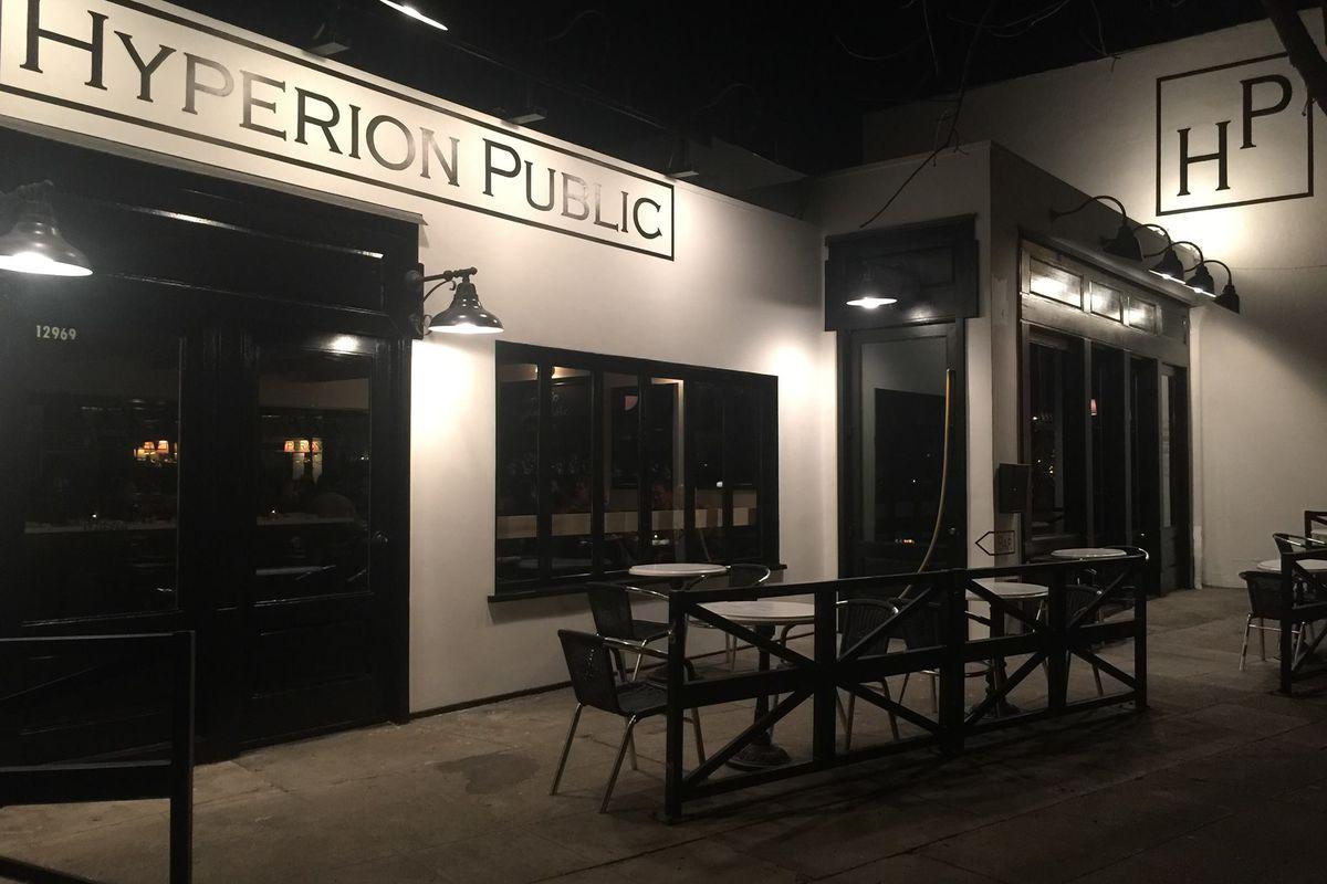Hyperion Public, Studio City