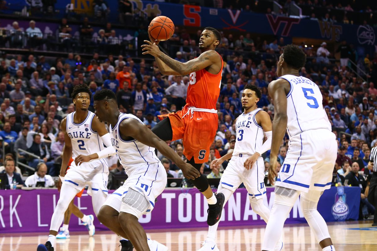 One Last Look At Syracuse Basketball's NCAA Tournament