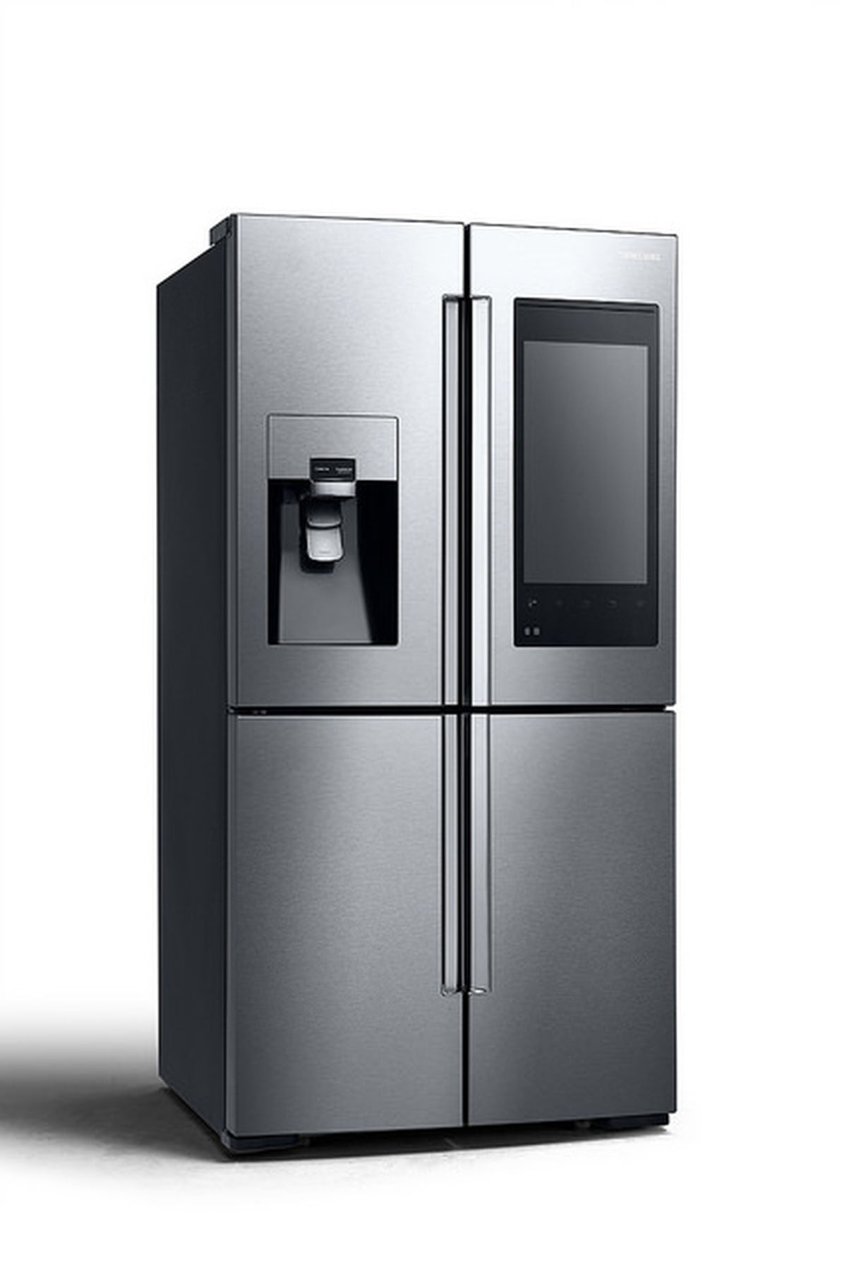 Here Are Official Photos Of Samsung S Crazy Fridge With A