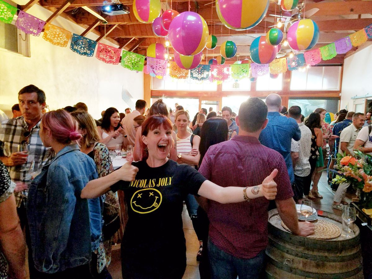 San Diegos Natural Wine Festival NatDiego Is Returning July 27 And 28 Marking Its Second Year In Existence Joining The Festivities Will Be A Variety Of