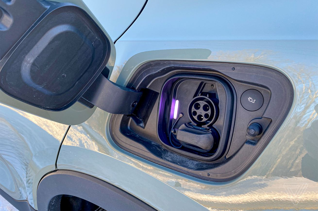Google's using AI to plan electric car trips because EV charging is still a nightmare