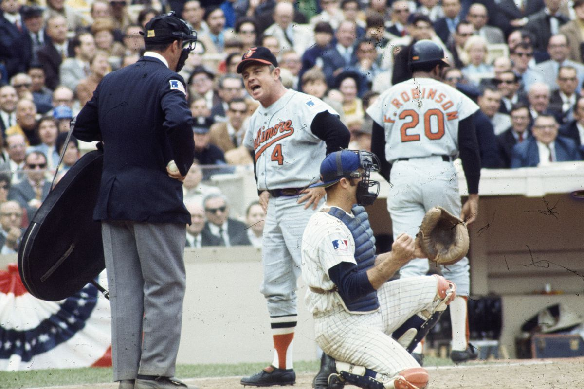 The 1969 Orioles Compounded What Was A Year Of Sports Misery In Baltimore Camden Chat