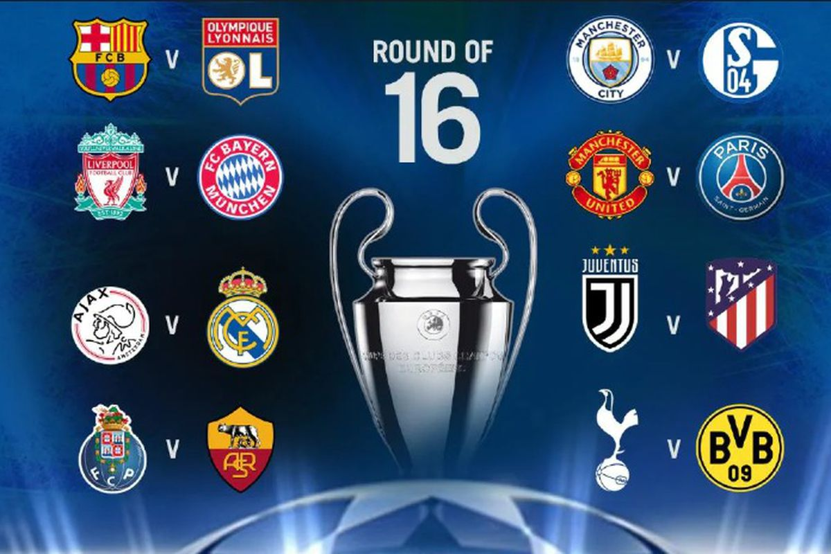 2018 Uefa Champions League Draw Early Ucl Fantasy League