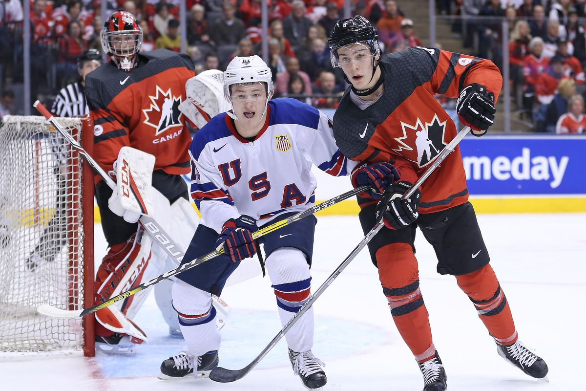 653f0e636 New Jersey Devils Prospect Update  12 26 17 - All About The Jersey