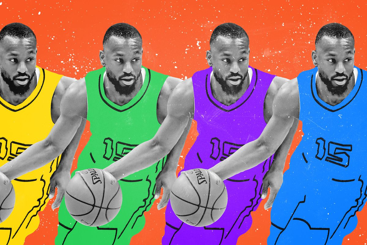 8560691f264 When It Comes to Kemba Walker's Free Agency, the Hornets Have No ...