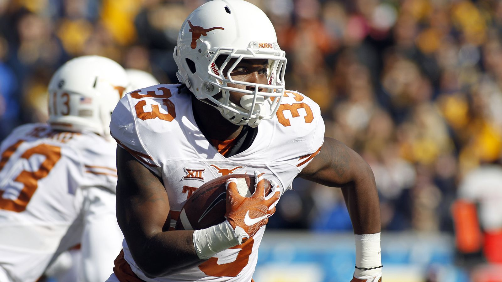 Trio Of Longhorns Featured On 2016 All-America Teams