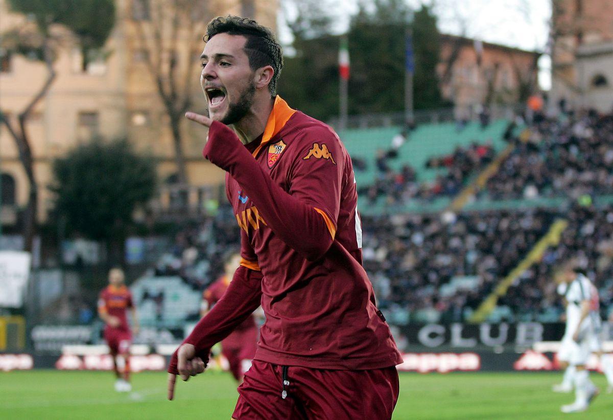 AC Siena v AS Roma - Serie A