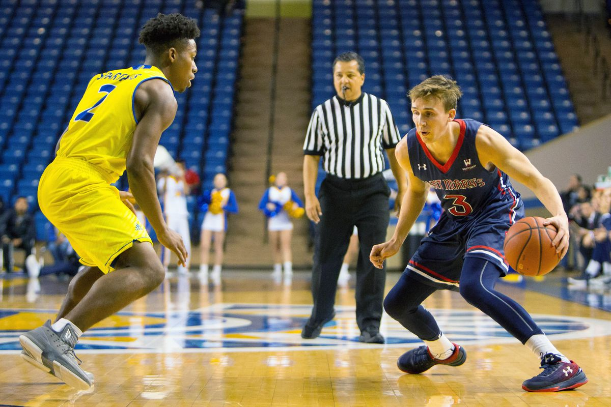 NCAA Basketball: St. Mary's at San Jose State