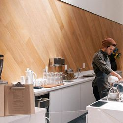 """St. Frank Coffee 2340 Polk Street There's no shortage of stylish coffee houses in San Francisco, but this Russian Hill spot wins Amira's heart.""""They have to-die-for Almond Macadamia Lattes—"""