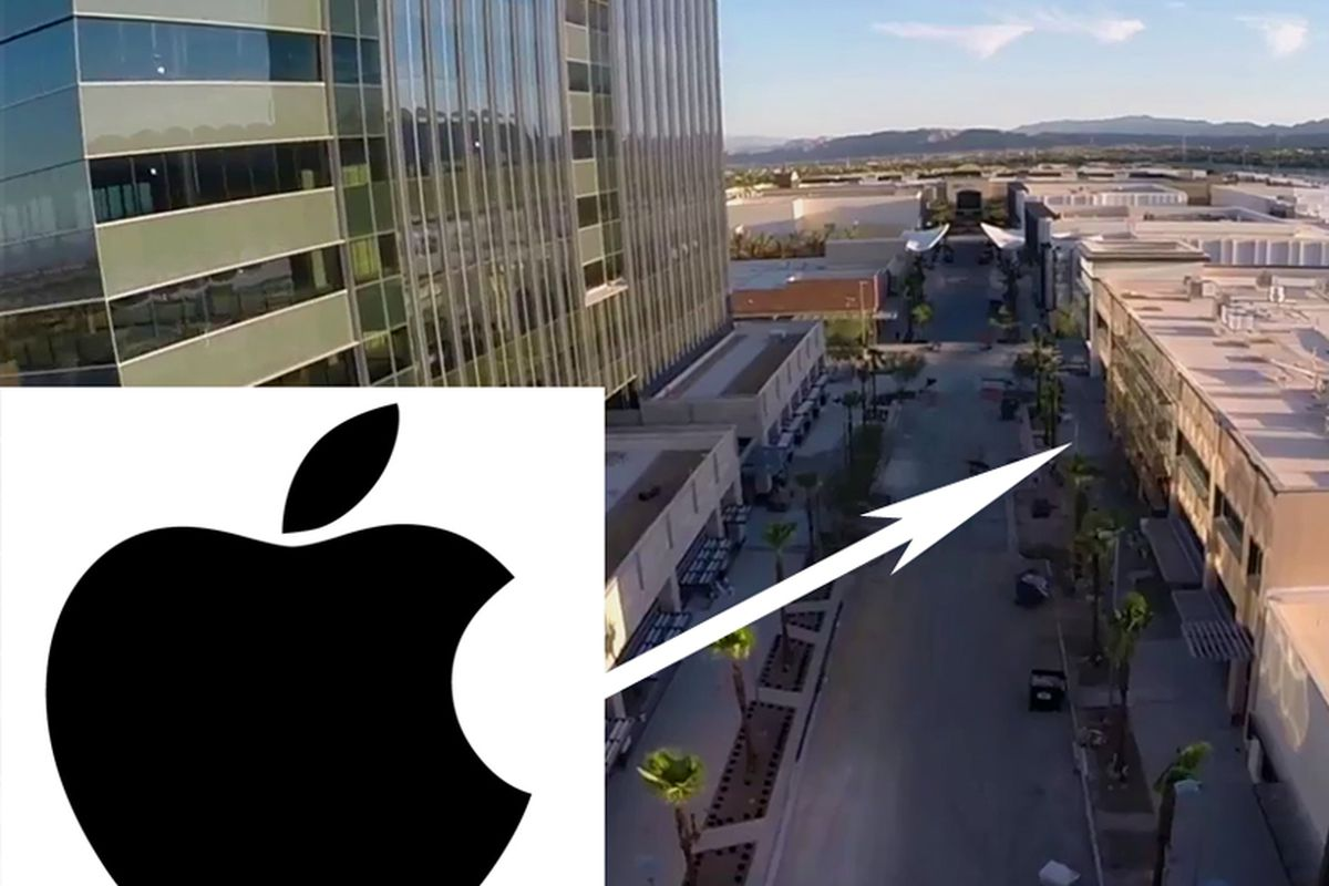 The future home of Apple