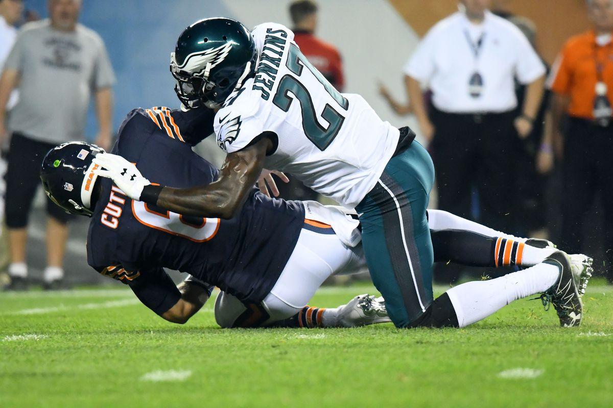 NFL: Philadelphia Eagles at Chicago Bears