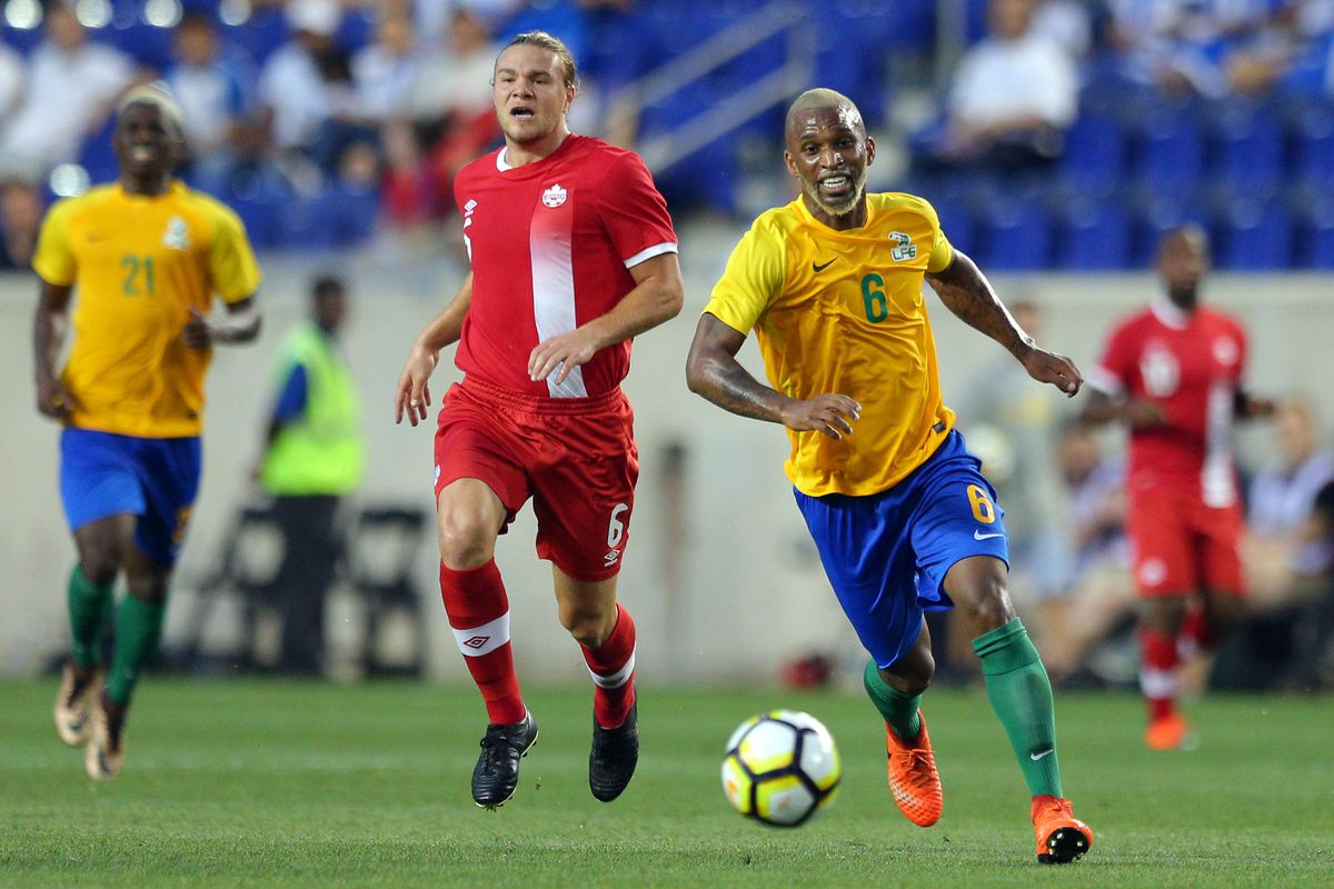 Soccer: 2017 CONCACAF Gold Cup-French Guiana at Canada