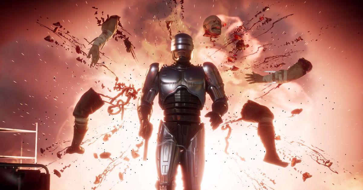 Mortal Kombat 11: Video sau trận đấu cho thấy RoboCop, Sheeva, Fujin và nhiều hơn nữa 2
