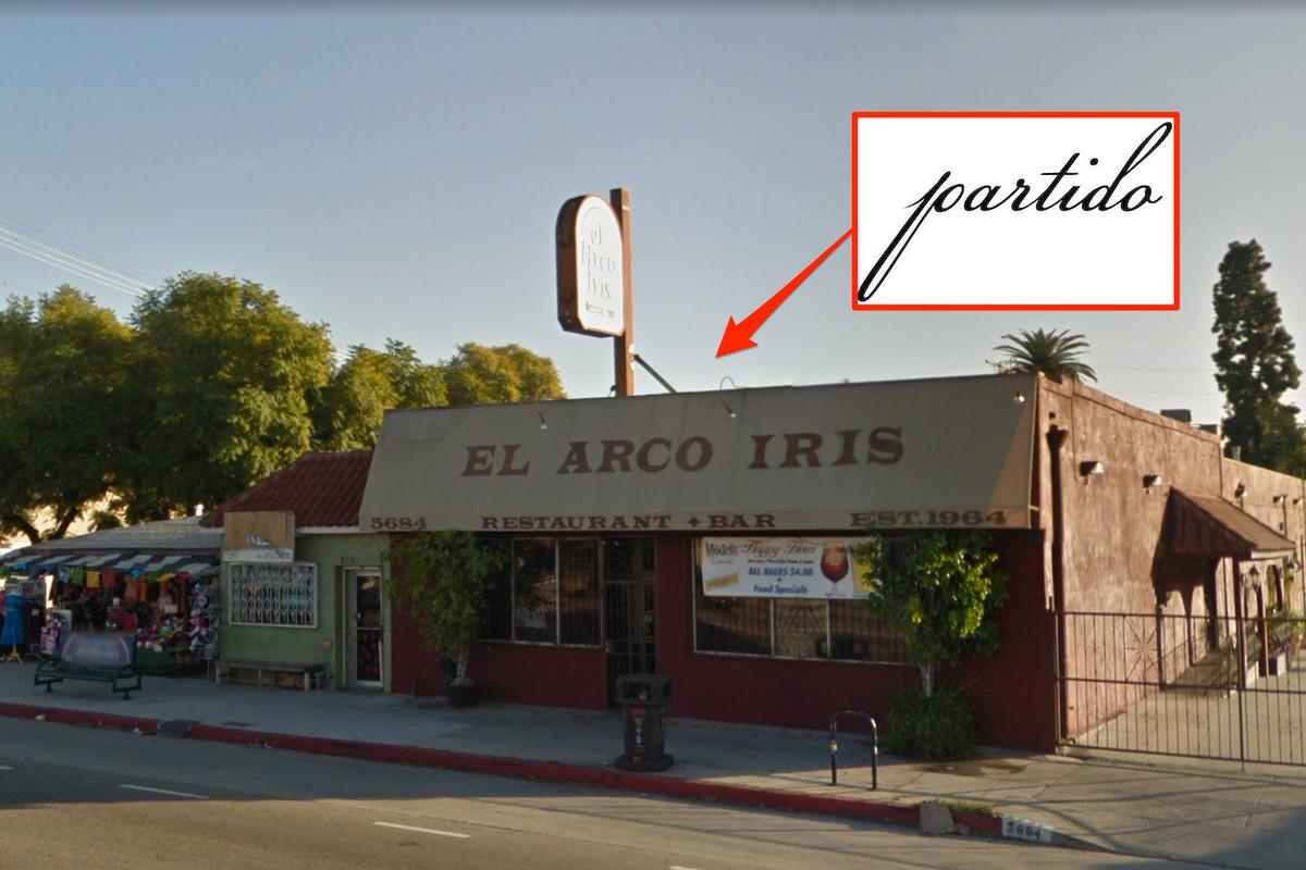The Park Restaurant Los Angeles Filipino