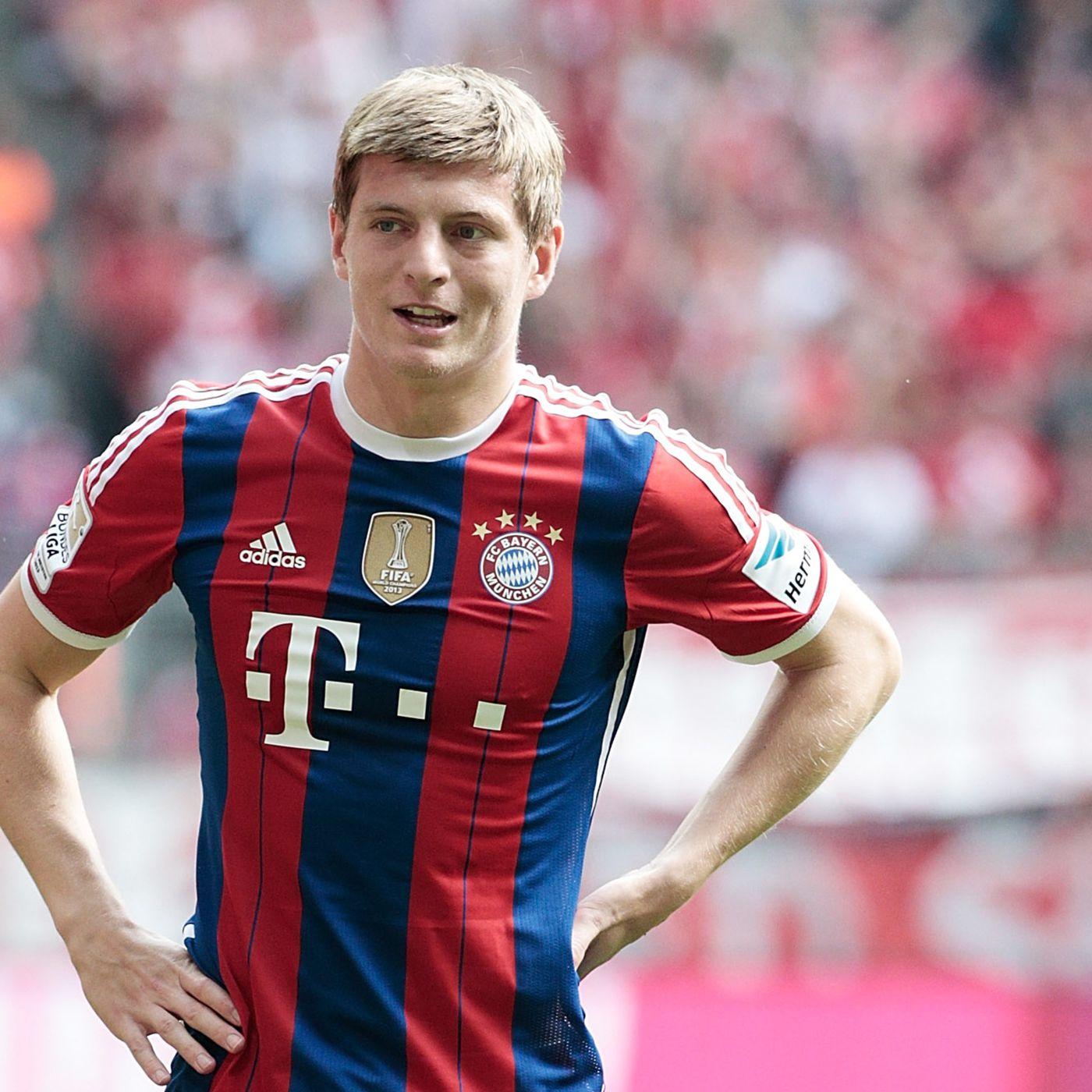 Bayern Munich sell Toni Kroos to Real Madrid - Bavarian Football Works