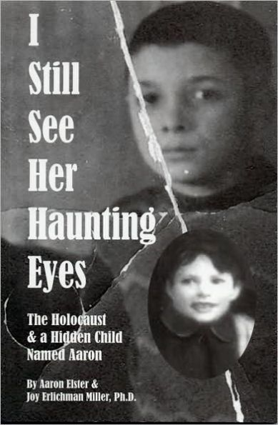 """Aaron Elster's Holocaust memories and post-war life were told in his book <a href=""""https://www.amazon.com/Still-See-Her-Haunting-Eyes/dp/0975987526"""" target=""""_blank"""" rel=""""noopener"""">""""I Still See Her Haunting Eyes.""""</a>"""