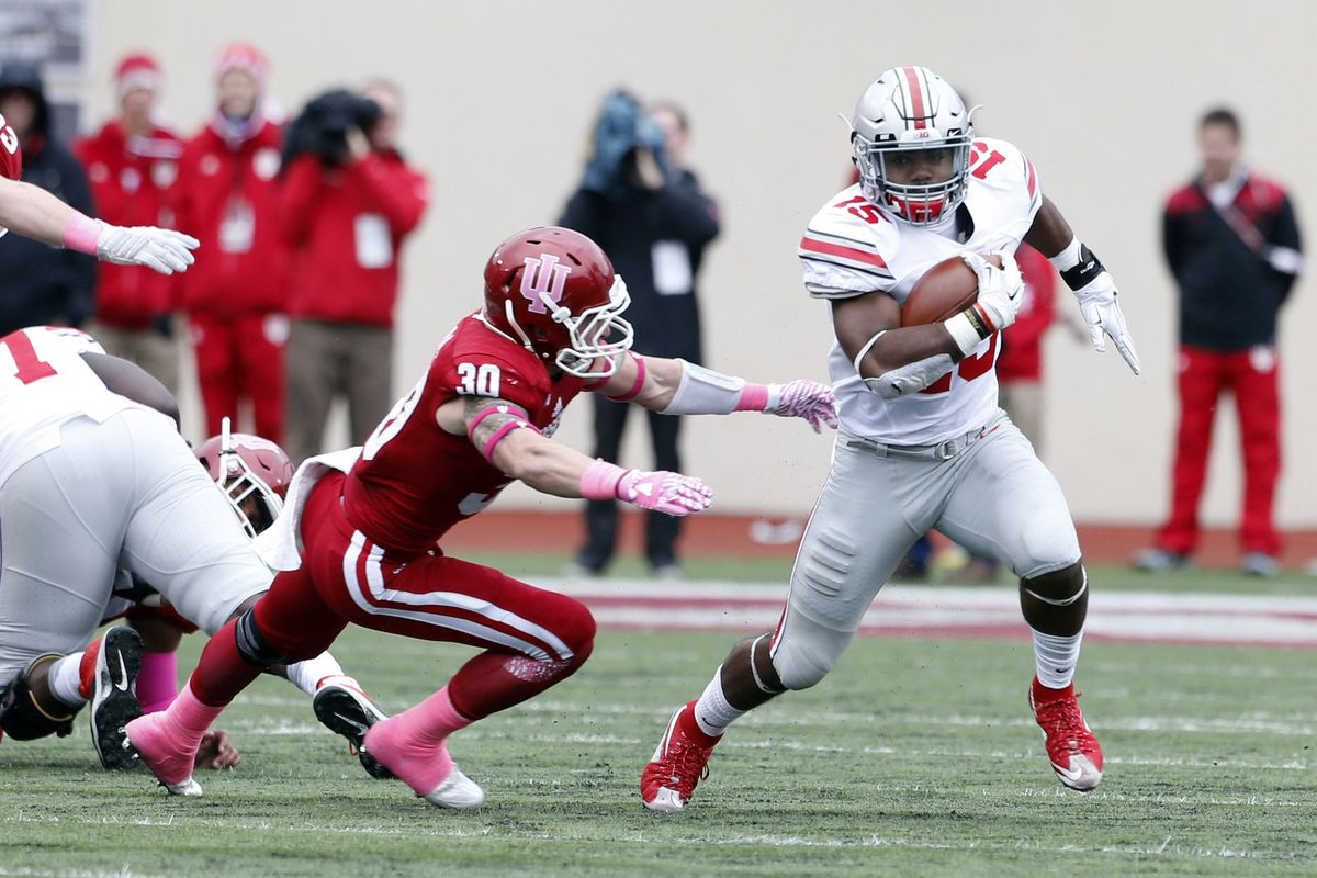Ohio State Vs Indiana Final Score With Things To Know From OSU s Win Land Grant Holy Land