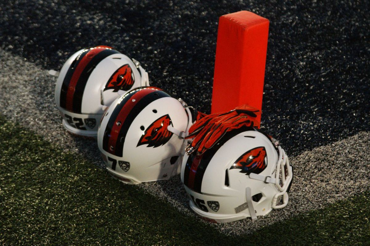 """Oregon St. is preparing for what both Defensive Coordinator Mark Banker and Offensive Coordinator Danny Langsdorf call a """"Murderers' Row"""""""