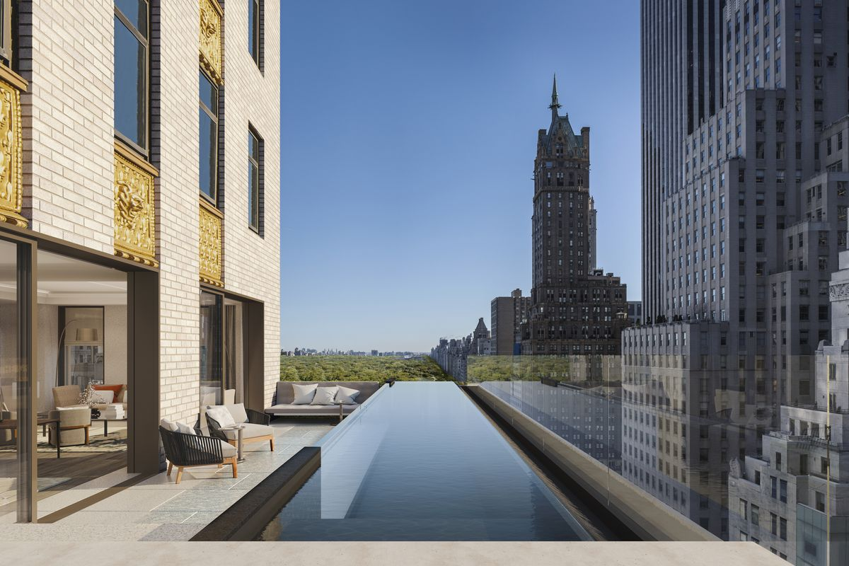The Most Expensive Apartment Ever Sold In New York City Is 80 Million Less Than That
