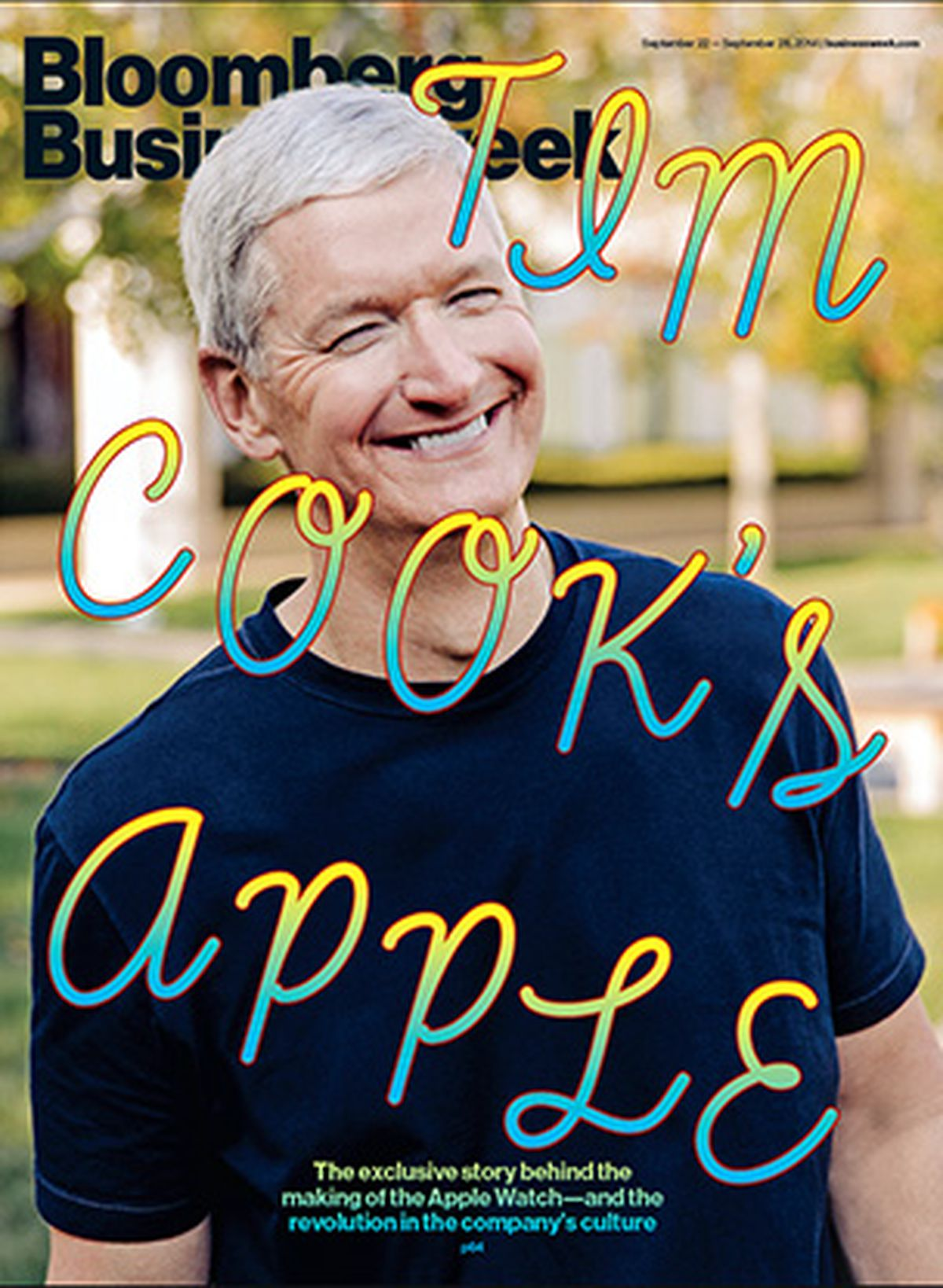 Come Out, Come Out: The Tim Cook Moment Is Here