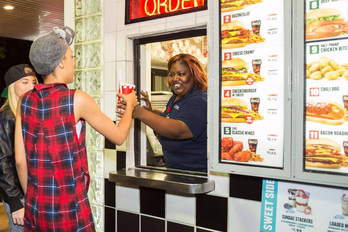 Checkers on Paradise Road