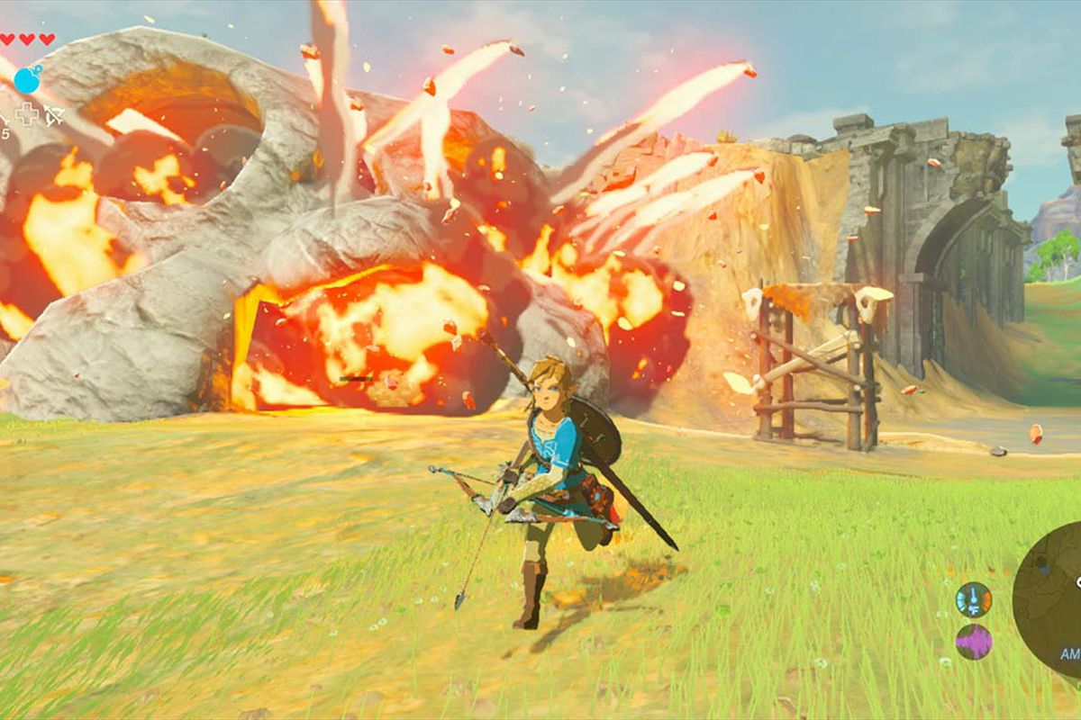 Nintendo Sold More Copies Of Zelda For Switch Than Actual Switch