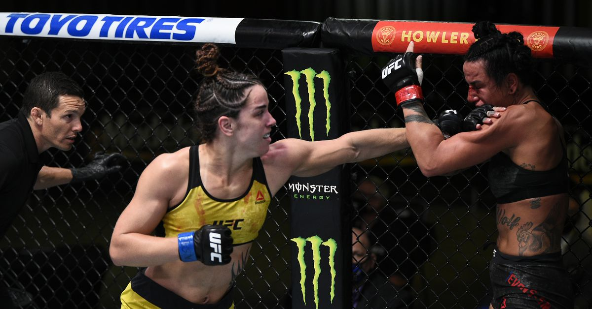 Norma Dumont replaces Danyelle Wolf to fight Felicia Spencer at May 22 UFC event