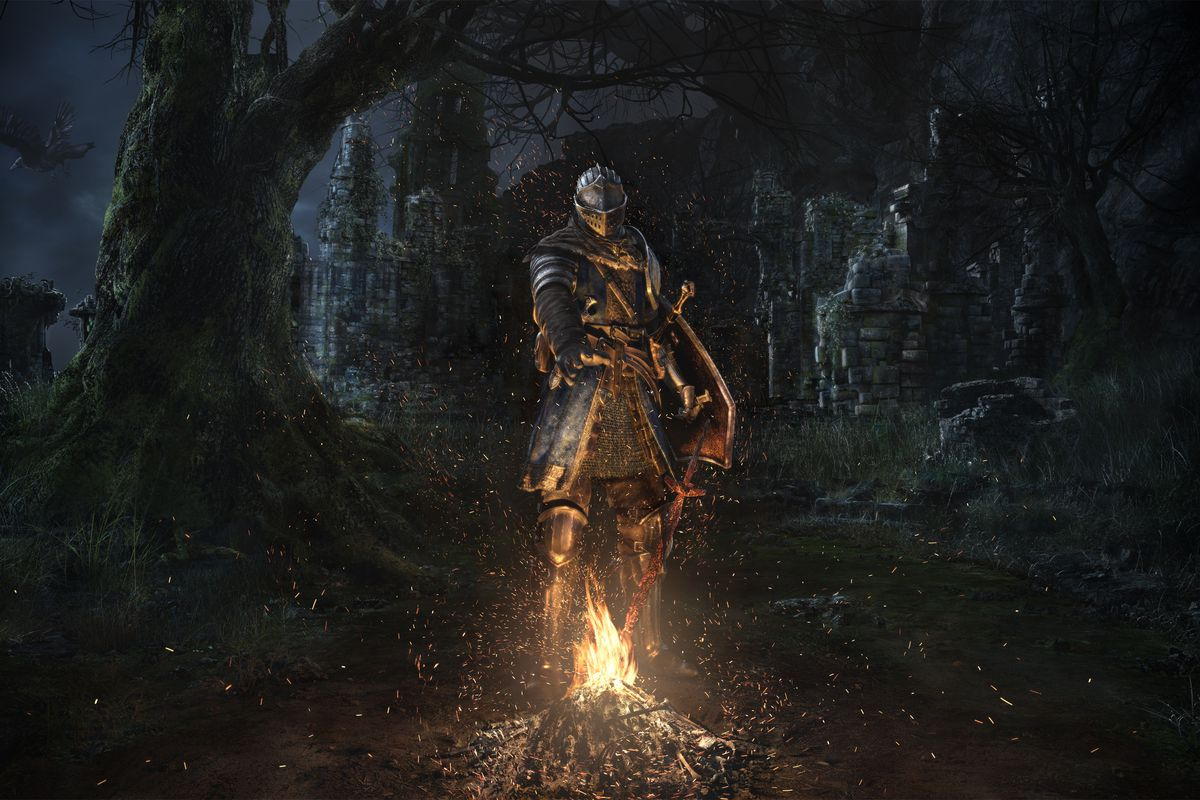 Dark Souls Coming to Nintendo Switch This May