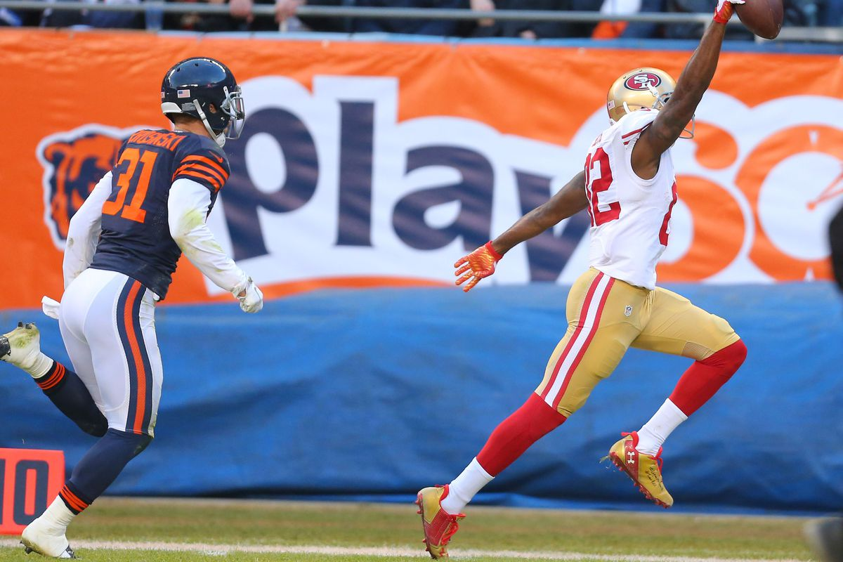 NFL: San Francisco 49ers at Chicago Bears