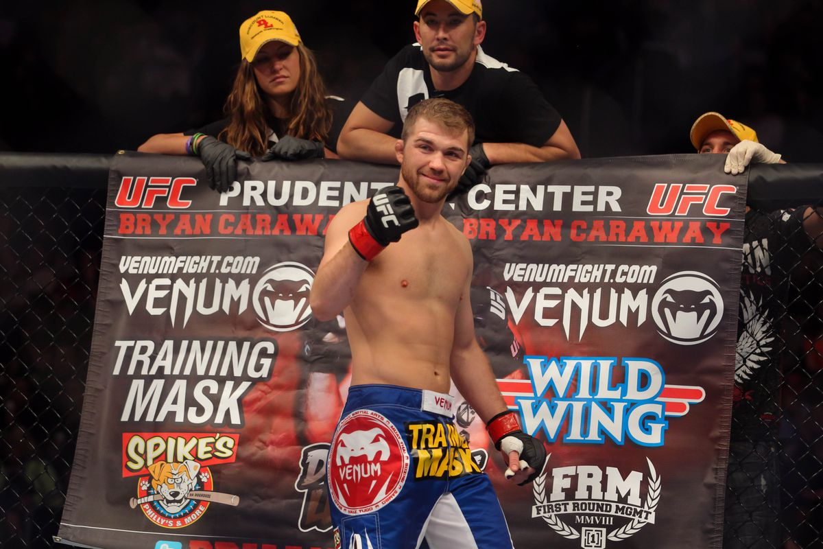 James Gallagher out of Bellator 258 fight with Patchy Mix - MMA Fighting