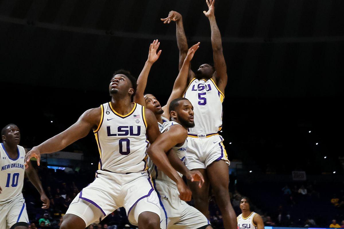 NCAA Basketball: New Orleans at Louisiana State