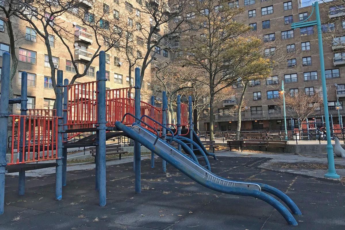 NYCHA playground
